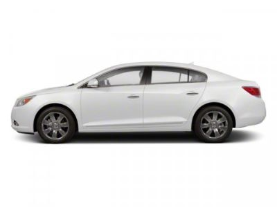 2010 Buick LaCrosse CXL (Summit White)