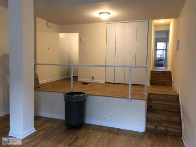 Large 1 bedroom in the East Village