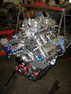 Grudge engine 762