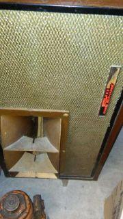 Seeburg speakers