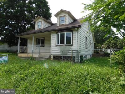 2 Bed 1 Bath Foreclosure Property in Cumberland, MD 21502 - Valley View Ave