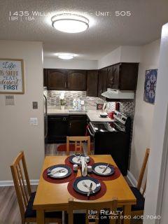 Apartment Rental - 1435 Willard Avenue