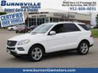 used 2014 Mercedes-Benz M-Class for sale.