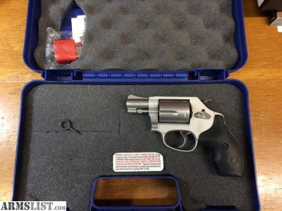 For Sale: S&W Airweight.38 Special +P