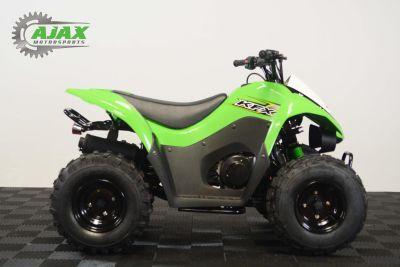 2017 Kawasaki KFX90 Kids ATVs Oklahoma City, OK