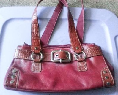 Red Purse - Good Condition