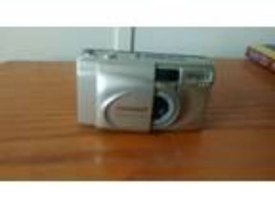 Olympus Infinity Zoom 105 35mm Point & Shoot Film Camera