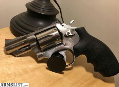 For Trade: S&w mod 66-2 combat maganum 357stainless snubnose