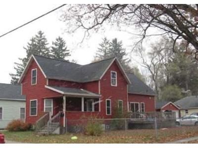 4 Bed 2.5 Bath Foreclosure Property in Muskegon, MI 49442 - Wood St