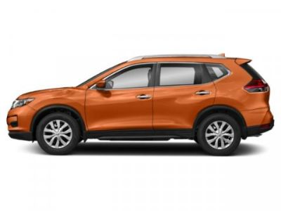 2019 Nissan Rogue SV (Monarch Orange Metallic)