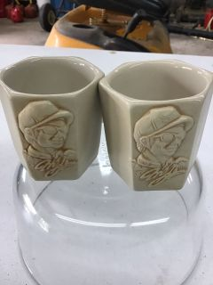 Dale Earnhardt Shot Glasses. 1997 JG Motorsports