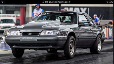88' Fox Body LS Turbo/Dragweek Finisher