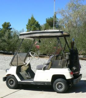 Gas powered Golf Cart