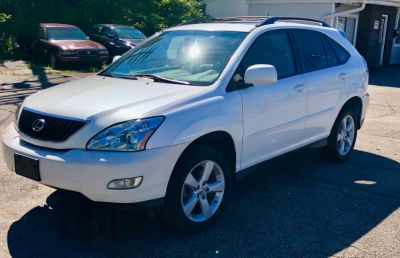 2006 Lexus RX 330 Base (Crystal White)