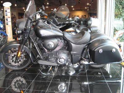 2018 Indian SPRINGFIELD DARK HORSE Touring Motorcycles Dublin, CA