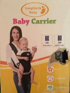 Langforth Baby Carrier