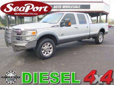 2012 Ford RSX King Ranch (Silver)
