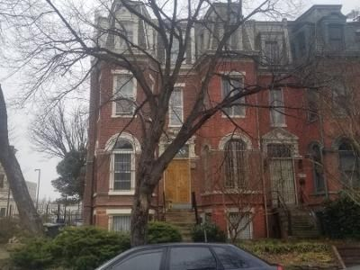 4 Bed 4 Bath Preforeclosure Property in Washington, DC 20009 - R St NW