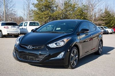 2014 Hyundai Elantra LIMITED LEATHER LOADED 66K MILES 1-OWNER