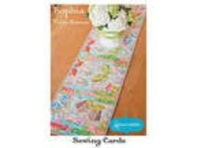 SOPHIA Table Runner Sewing Pattern Card by Valori Wells