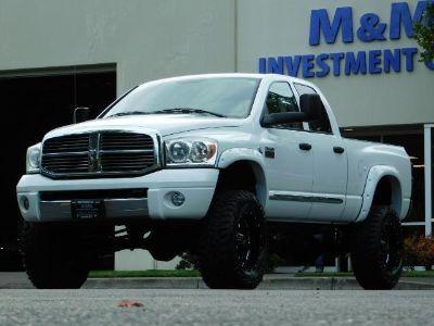 2007 Dodge Ram 2500 LARAMIE / 4X4 / HO 5.9 L CUMMINS DIESEL / LIFTED !