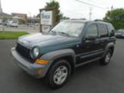 Used 2005 JEEP Liberty For Sale