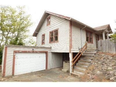 4 Bed 1 Bath Foreclosure Property in Coos Bay, OR 97420 - Flanagan Rd