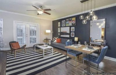Refreshing one bed one bath apartment for rent