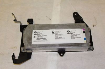 Find BMW E60 E61 525 535 550 M5 BLUETOOTH MODULE TCU TELEMATICS OEM CONTINENTAL motorcycle in Traverse City, Michigan, United States, for US $134.99