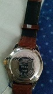 mens watches Nike watch too