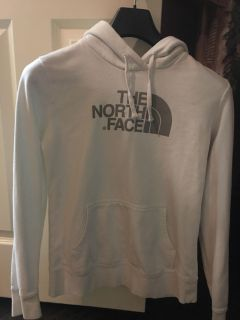 Women s small North Face hoodie