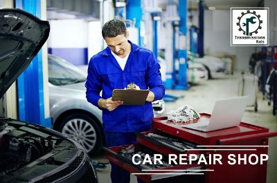 Find Car Repair Shop 781-333
