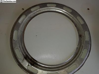 An early double lip trim ring