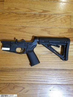 For Sale: Complete Anderson Ar15 Lower (pre 7/20)