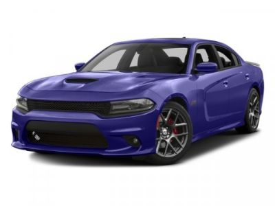 2017 Dodge Charger SRT8 Super Bee (Pitch Black Clearcoat)