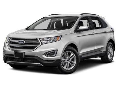 2018 Ford Edge Titanium (White Platinum Clearcoat Metallic)