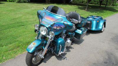 2005 Harley-Davidson Screamin Eagle TRAILER (BLUE)