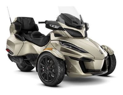 2018 Can-Am Spyder RT Limited 3 Wheel Motorcycle Lancaster, NH
