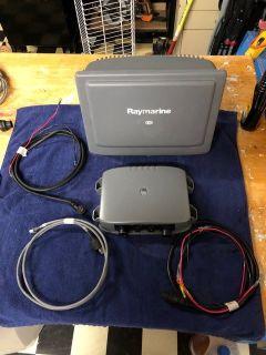 Raymarine E120 Classic; DSM300; CP300