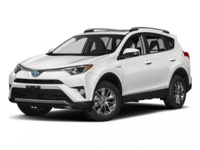 2018 Toyota RAV4 Hybrid XLE (Silver Sky Metallic)