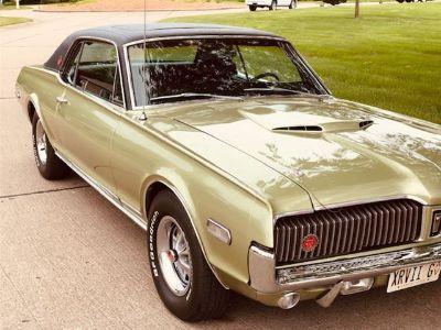 1968 Mercury Cougar XR7G