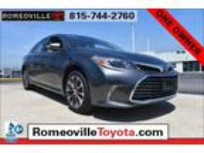 used 2018 Toyota Avalon for sale.