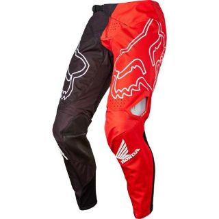 Buy Fox Racing MX moto 360 HONDA PANT Red 28 17250 motorcycle in Wells, Maine, United States, for US $184.95