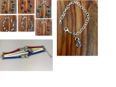CAMPAIGN LAUNCH - Autism Speaks - DONATIONS ACCEPTED (6) other Awareness Bracelets