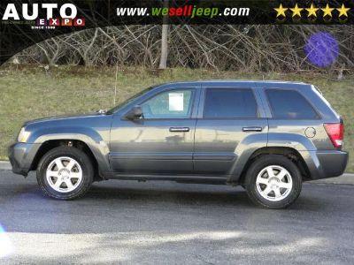 2008 Jeep Grand Cherokee Laredo (AQUA BLUE GREEN)