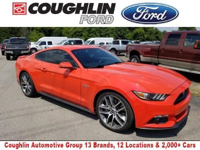 2016 Ford Mustang GT Premium (Orange)