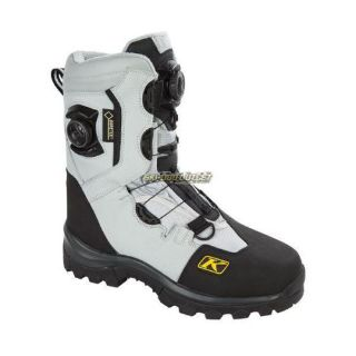 Sell KLIM Adrenaline GTX Boa Boot -Gray motorcycle in Sauk Centre, Minnesota, United States, for US $349.99