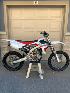 2015 Yamaha 450