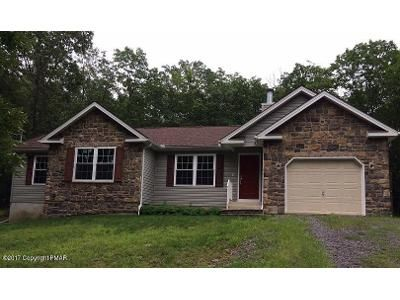 3 Bed 2 Bath Foreclosure Property in Albrightsville, PA 18210 - Shawnee Trl