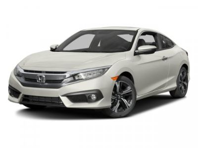2016 Honda CIVIC COUPE Touring (Taffeta White)